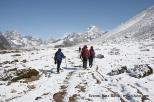 Everest Base Camp trekking expeition