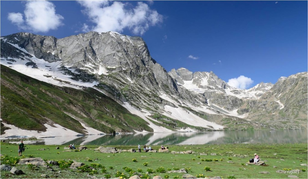 Kashmir Great Lakes Trek - Sonmarg
